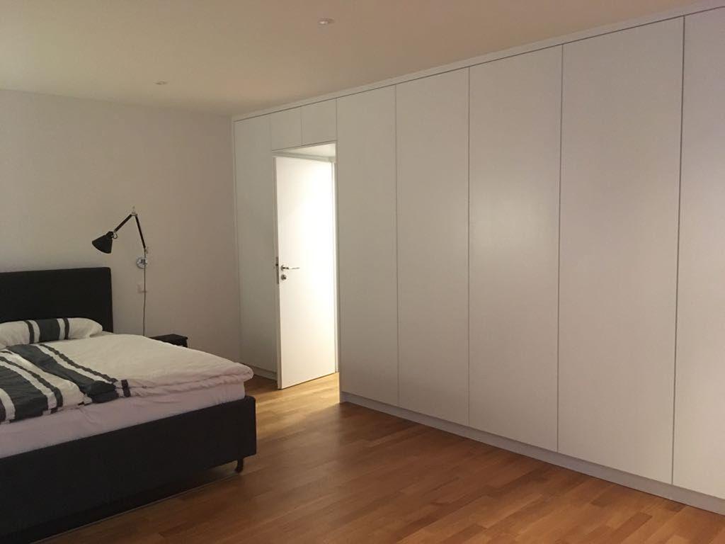 Neues Schlafzimmer.