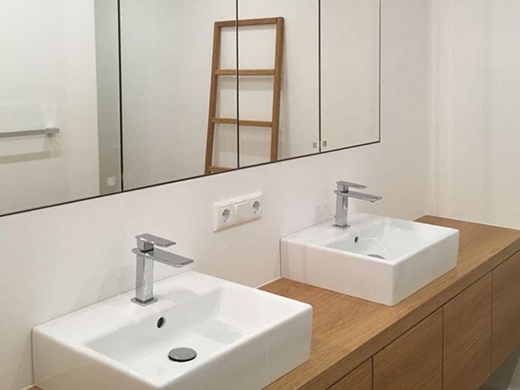Neues Badezimmer.